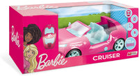 Barbie Light & Sound RC Cruiser SUV, B/O - 2071MALL