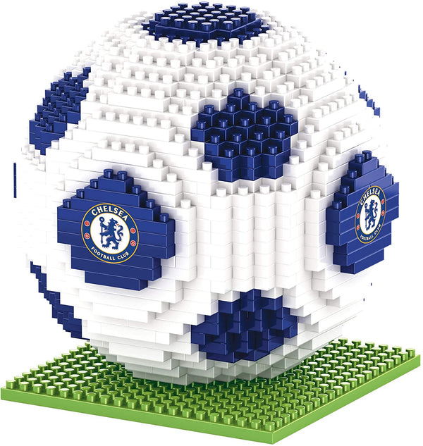 Foco Brxlz Football Stadium Building Sets 3D Construction Toys - Chelsea - 2071MALL