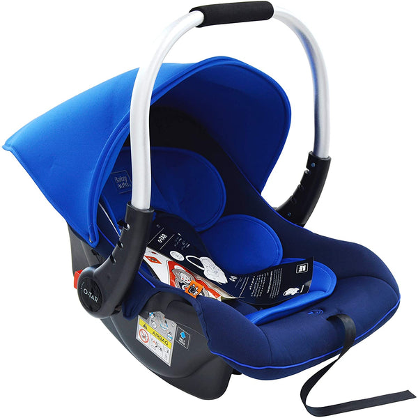 Babyauto Otar Baby Car Seat, From birth to 12 Months, From 0kg to 10 kg-Blue, BA312067