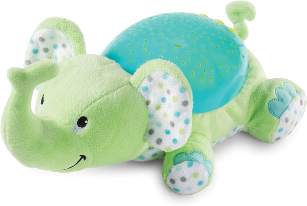 Summer Infant Slumber Buddies Projection and Melodies Soother, Eddie The Elephant, SI 06310