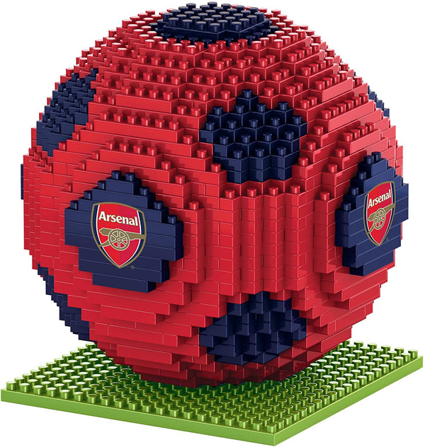 Foco Brxlz Football Building Set 3D Construction Toy - Arsenal - 2071MALL