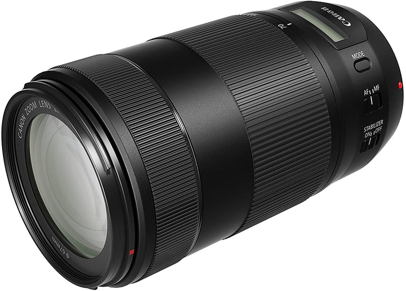 Canon EF 70-300mm F/4-5.6 Is II Usm Lens/ Black/B01LXTX4WY - 2071MALL