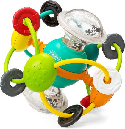 Infantino Magic Beads Activity Ball-Multicolor, IN216268 - 2071MALL