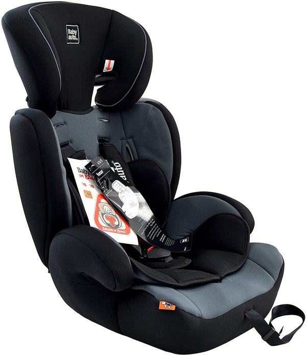 Babyauto Child Car Seat Konar-Black, BA313002