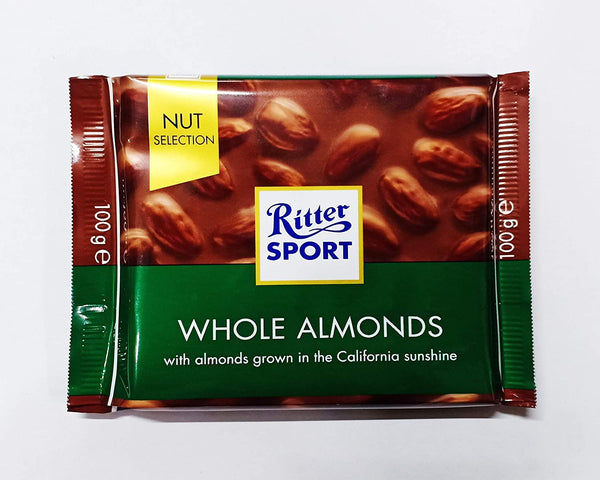 Ritter Sport Whole Almonds - 2071MALL