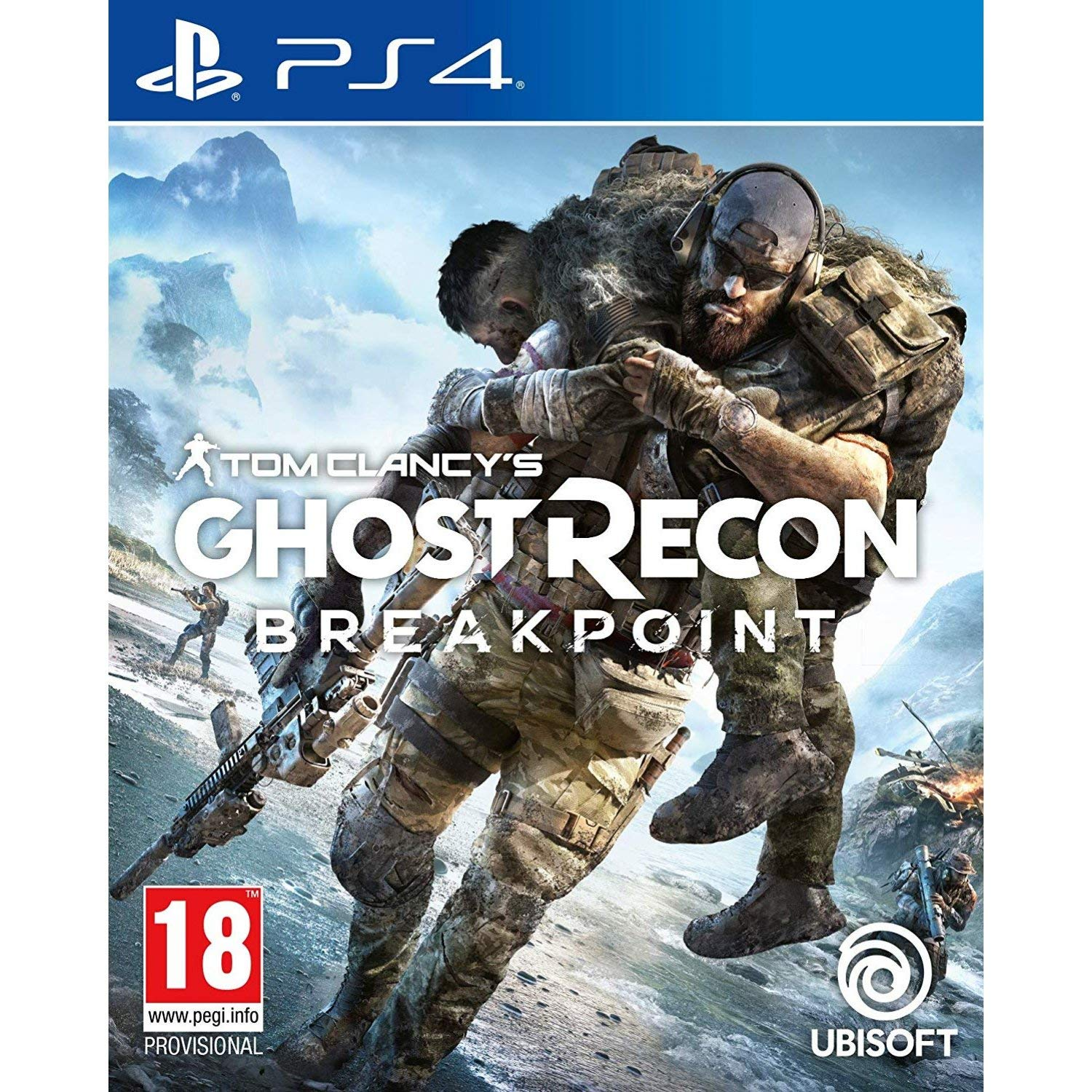 TOM CLANCY'S Ghost Recon: Breakpoint - 2071MALL