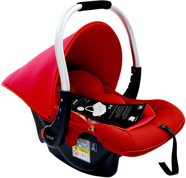 Babyauto Otar Baby Car Seat, From birth to 12 Months, From 0kg to 10 kg-Red, BA312050 - 2071MALL