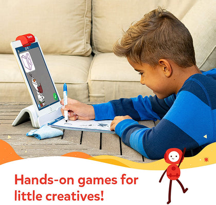 Osmo - Super Studio Disney Frozen 2 - Ages 5-11 - Learn to Draw - For iPad or Fire Tablet (Osmo Base Required) - 2071MALL