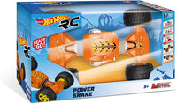 Hotwheels RC Power Snake, 2.4Ghz, B/O