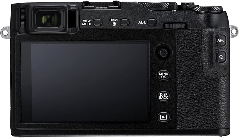 Fujifilm X-E3 Body Only - 24.3 Megapixel Mirrorless Camera, Black - 2071MALL