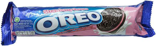 OREO Strawberry Cream 137g - 2071MALL