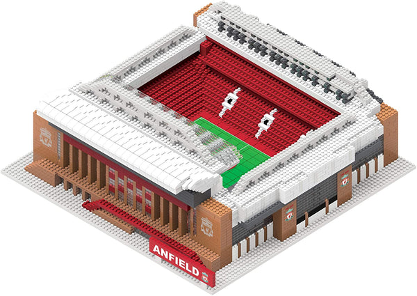 Foco Brxlz Football Stadium Building Sets 3D Construction Toys - Liverpool - 2071MALL