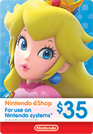 Nintendo United States $35 US Dollar (USD)- Instant Delivery (Prepaid Only) - 2071MALL