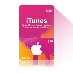 iTunes United States $30 US Dollar (USD) - 2071MALL