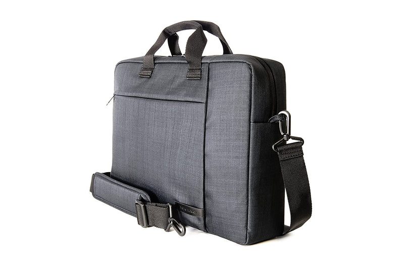 "Tucano - Svolta Large Bag For Notebook 15.6"" And Macbook Pro 15"" Retina - Black, TC-BSVO15 - 2071MALL"