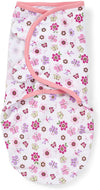 Summer Infant Swaddle Me  From 0 - 3 Months - Flutter Flowers - 2071MALL