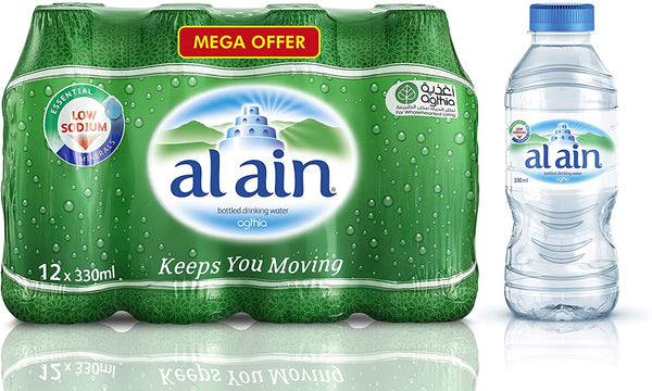 Alain 12x330ml Shrink Mega offer - 2071MALL