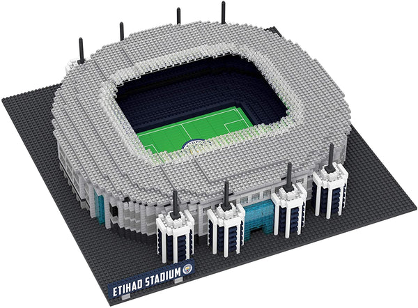 Foco Brxlz Football Stadium Building Sets 3D Construction Toys - Manchester City - 2071MALL