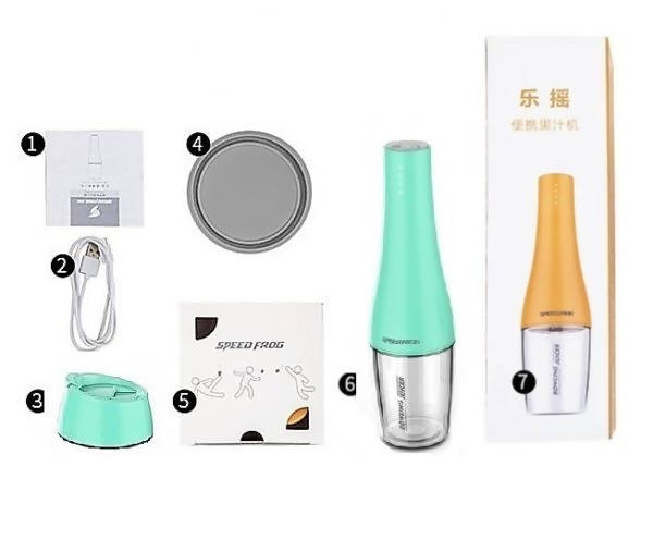 Bowling Juicer for portable juice Portable Blender USB juicer - 2071MALL