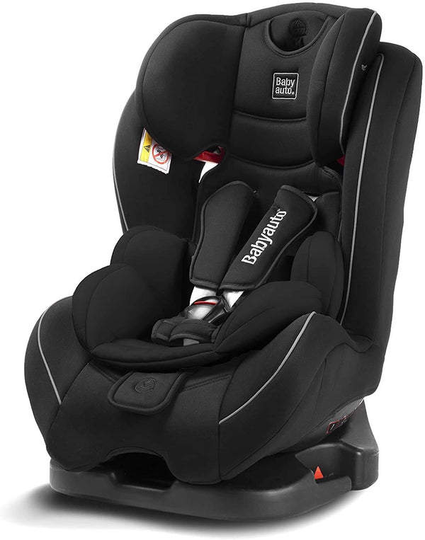 Baby Auto Baby SecurityCar Seat (Group0+/1/2/3)Taiyang - Black - 2071MALL