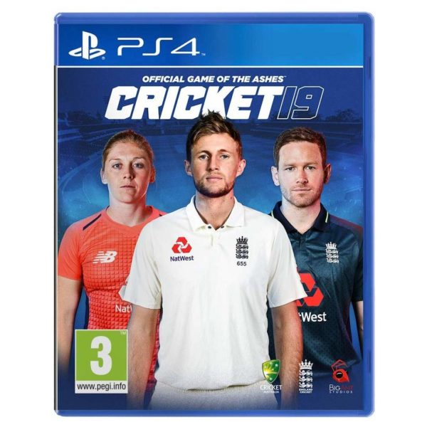 Cricket 19 for PS4 - 2071MALL