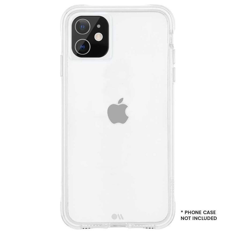 Case-Mate Rear Camera Turret Glass Protector for iPhone 11 Black, Black, CM-CM041748 - 2071MALL