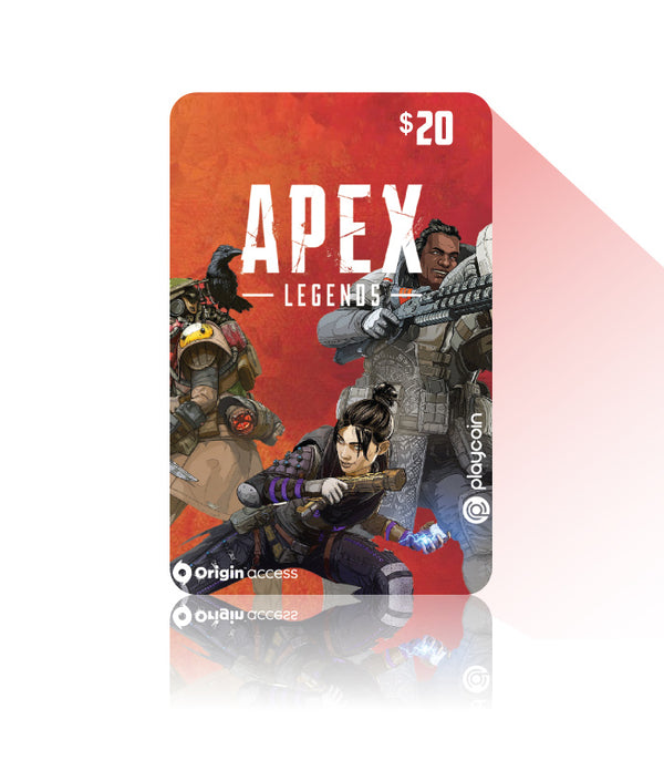 EA Apex $20 US Dollar Cash Card - 2071MALL