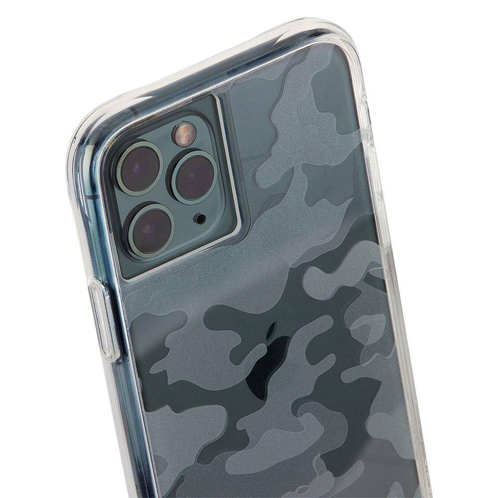 Case-Mate iPhone 11 Pro Max Tough Clear Camo Case, Clear Camo, CM-CM041462 - 2071MALL