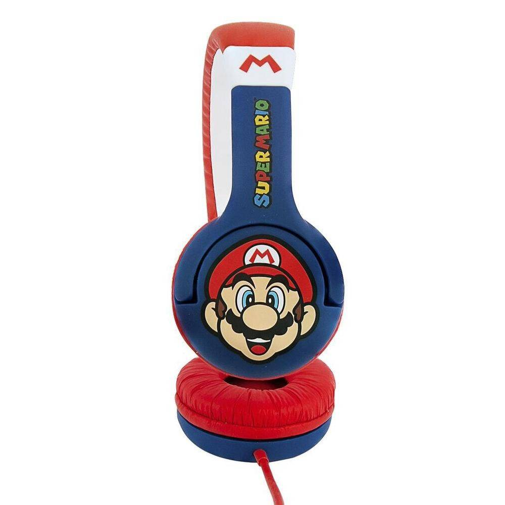 OTL - On-Ear Junior Headphone - Super Mario, OTL-SM0648 - 2071MALL