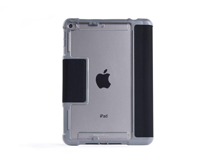 Stm - Dux Plus Duo For Ipad Mini 5Th Gen/Mini 4 Black - Black, STM-222-236GY-01 - 2071MALL