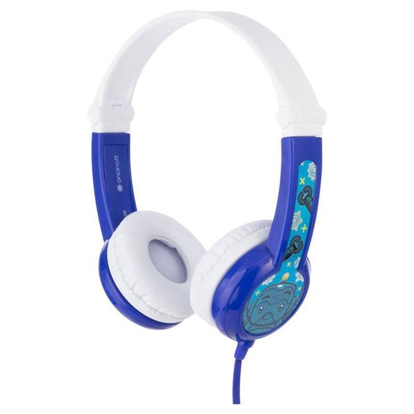 BuddyPhones - Connect On-Ear Wired Headphones - 2071MALL