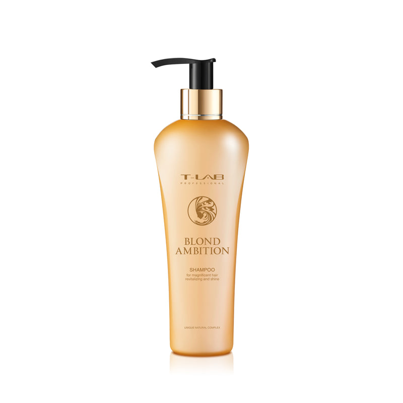 T-Lab Professional Blond Ambition Shampoo 250 Ml - 2071MALL
