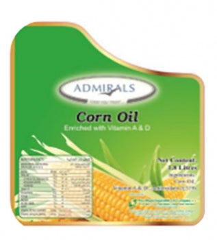 Admiral Pure Corn Oil - 2071MALL