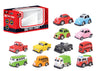 Power Joy V.Vroom Diecast Funky Car 4 Assorted - 2071MALL