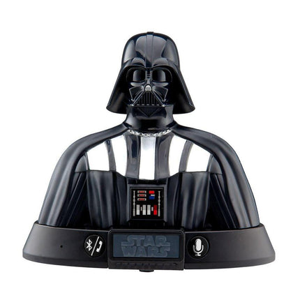 iHome - Kiddesigns Bluetooth Speaker Star Wars Darth Vader - Black, IH-KD-LI-B67DV - 2071MALL