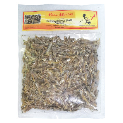 Dried Salted Silver Fish (Dilis) 100g - 2071MALL
