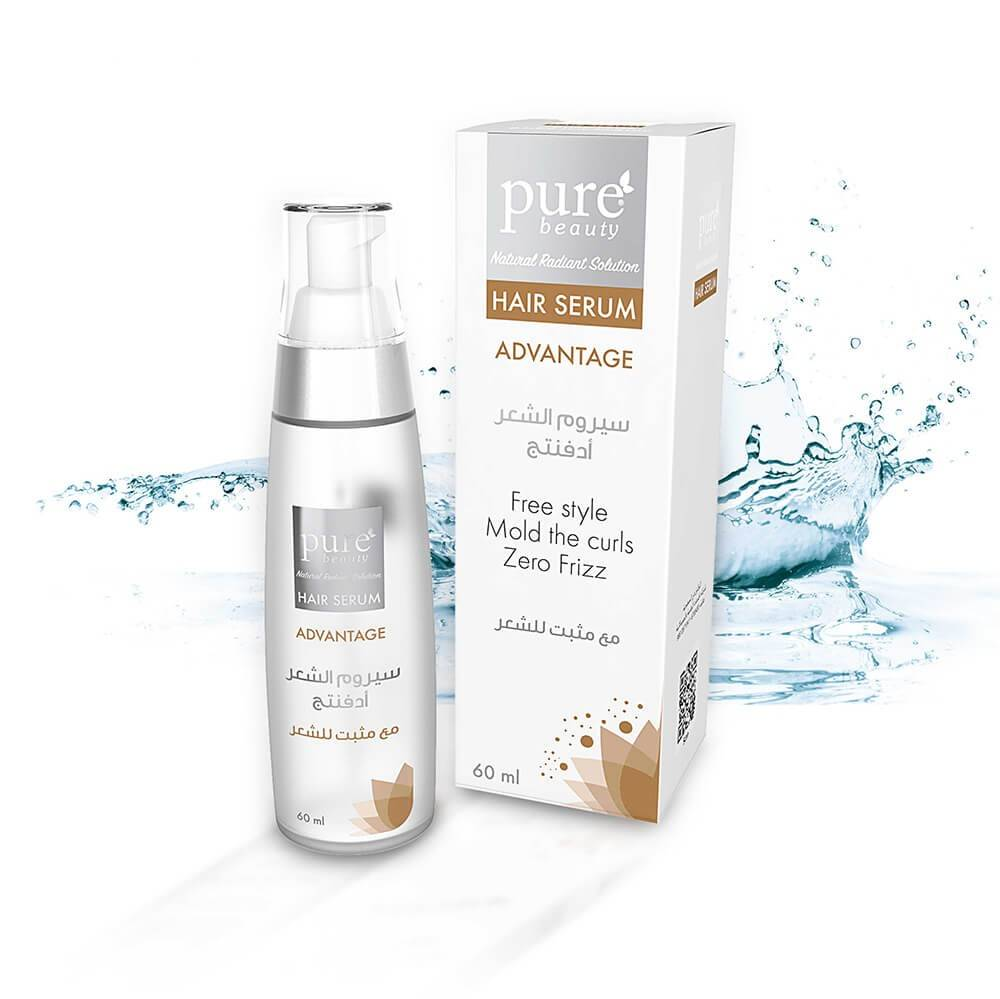 Pure Beauty - Hair Serum Advantage 60ml - 2071MALL