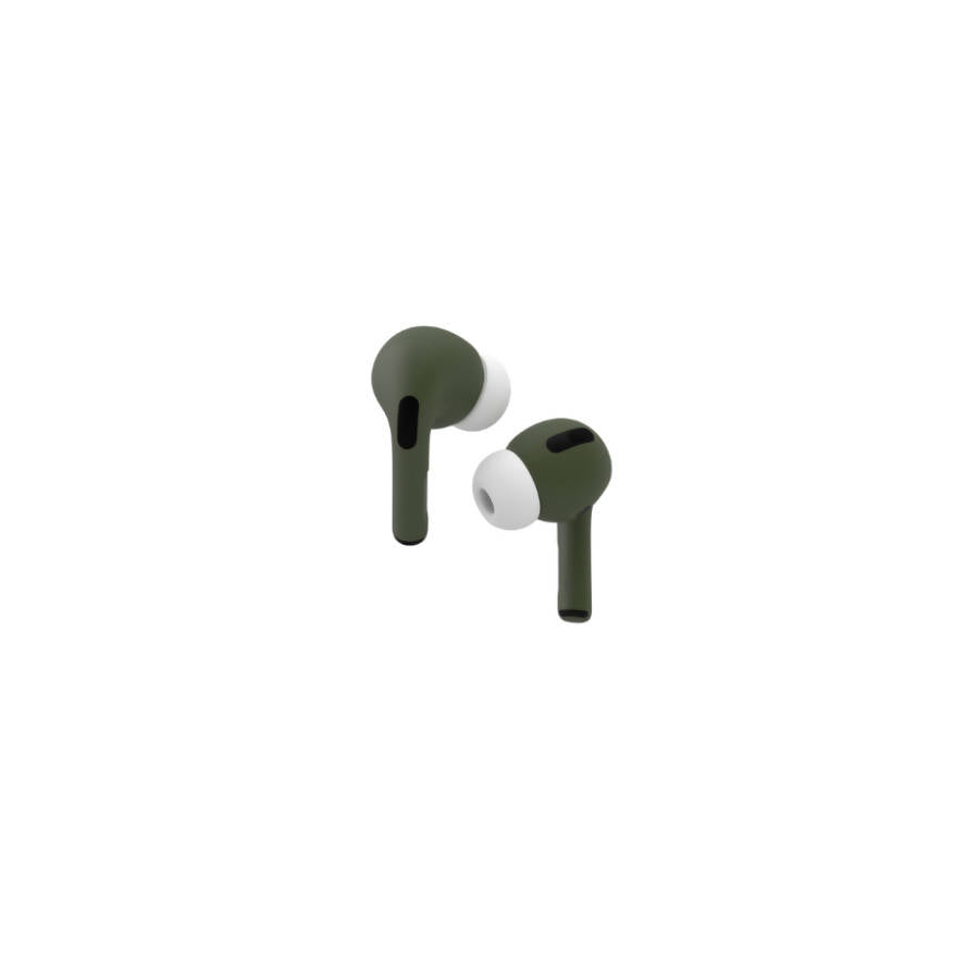 MERLIN CRAFT APPLE AIRPODS PRO GREEN MATTE - 2071MALL