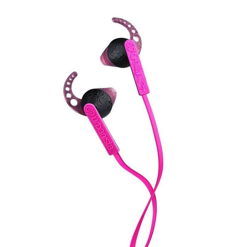 Urbanista - Rio Sports Earbuds Pink Panther - Pink, URB-1032804 - 2071MALL