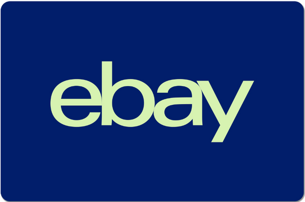 Ebay Gift Card $5 US Dollar (USD) - 2071MALL