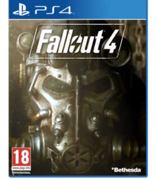 Fallout 4 for PS4 - 2071MALL