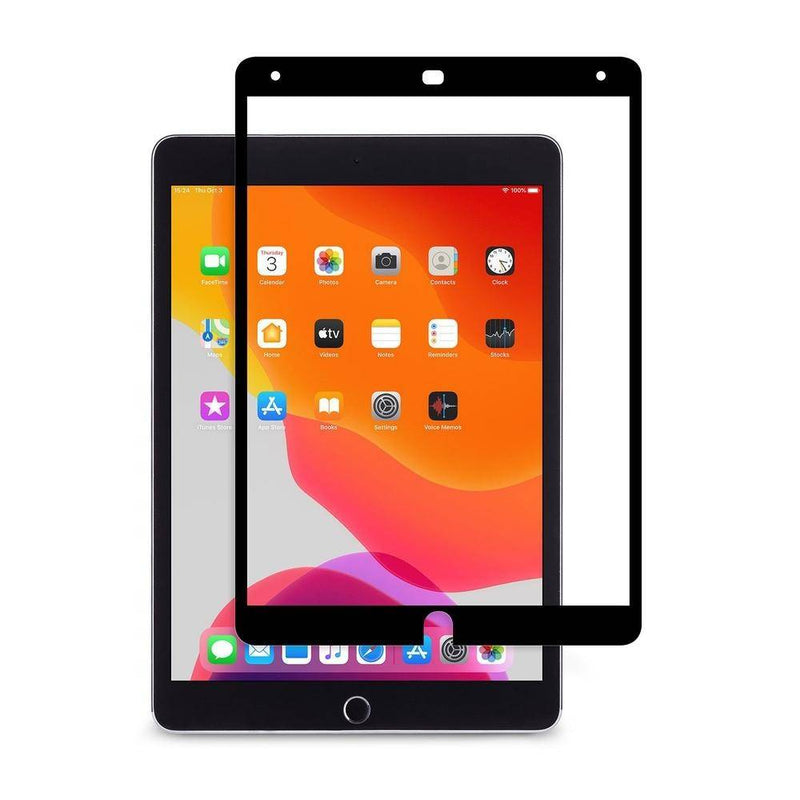 Moshi - iVisor AG Screen Protector for iPad 10.2-inch, 7th Gen. and 10.5-inch -MSHI-H-020035 Black, MSHI-H-020035 - 2071MALL