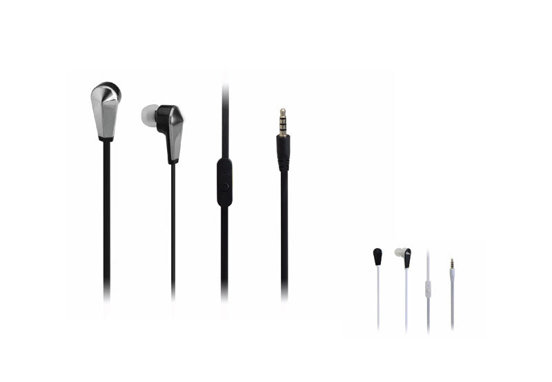 GEEPAS Stereo Earphone with Mic, GEP4715 - 2071MALL