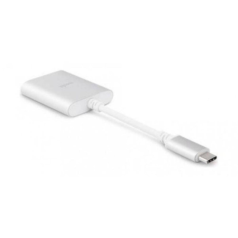 Moshi - Usb C To 3.5 Mm Stereo Jack Adapter Silver - Silver, MSHI-L-084241 - 2071MALL