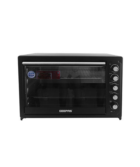 GEEPAS Electric Oven/Rotisserie 100L - 2071MALL