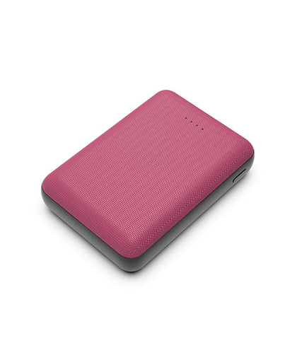 GEEPAS USB Power Bank 10000mAh - Pink, GPB58025 - 2071MALL