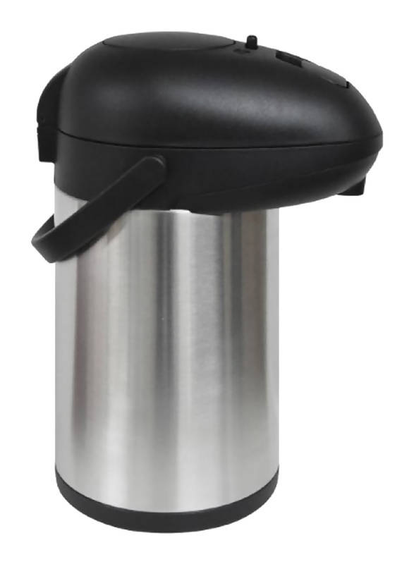 Royalford RF8336 3.0L Double Wall Stainless Steel Airpot Flask