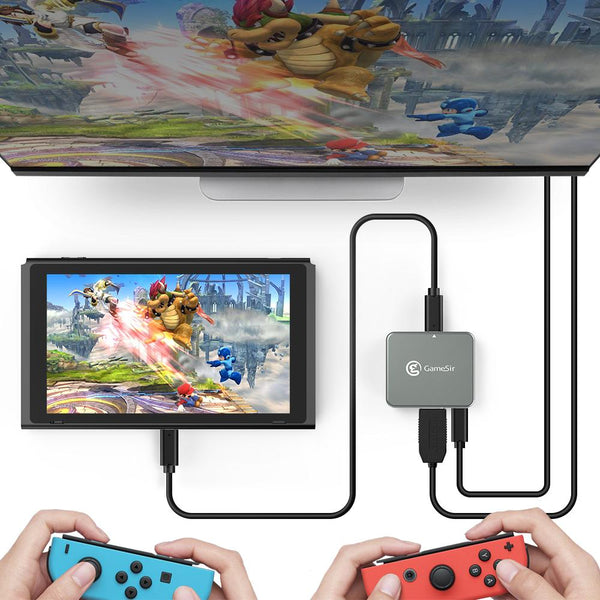 GameSir GTV130 5-Port USB Hub for Nintendo Switch - 2071MALL
