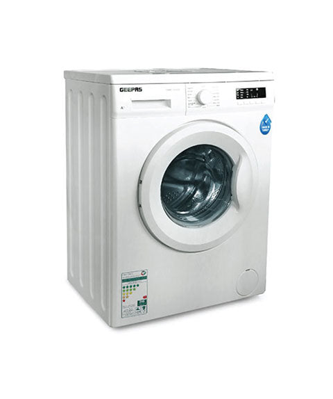 GEEPAS Fully Automatic Front Load Washing Machine - 2071MALL