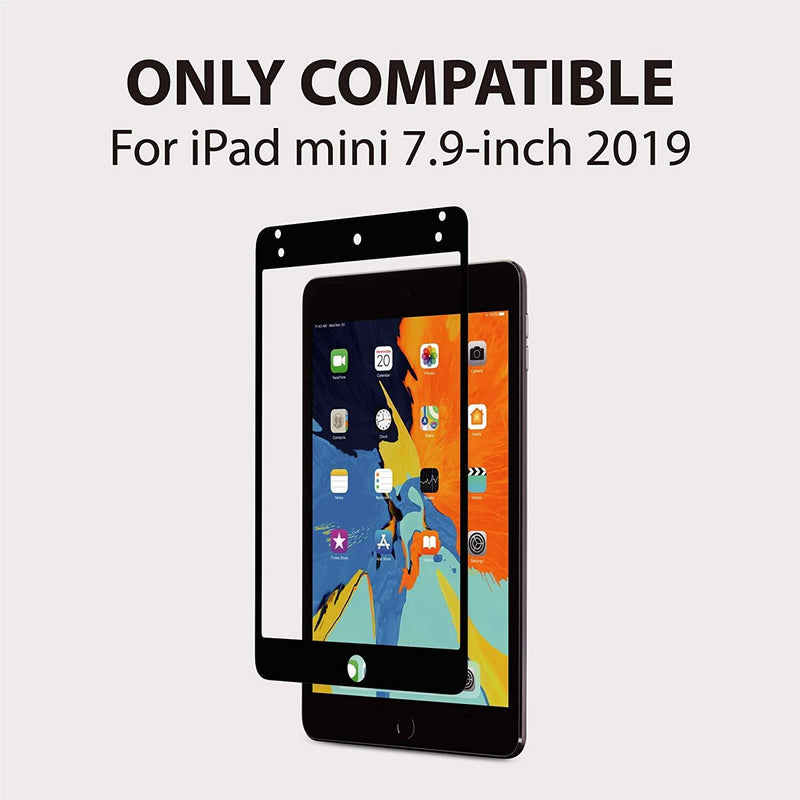 Moshi - iVisor AG Screen Protector for iPad Mini 5 2019 -MSHI-H-020031 Black, MSHI-H-020031 - 2071MALL